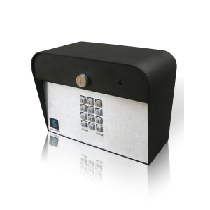 Spiderdoor internet access control and keypad